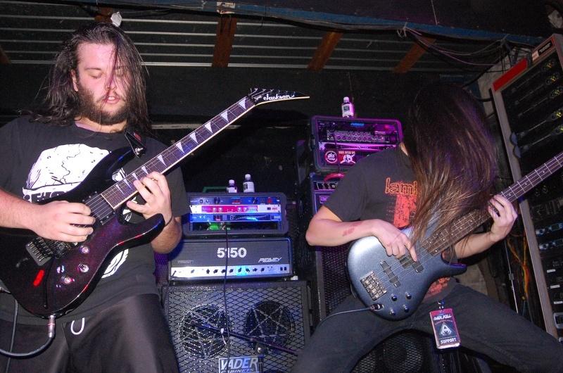 Texas Metal Fest Concert