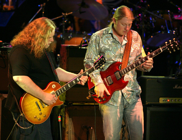The Allman Brothers Band Beacon Theatre