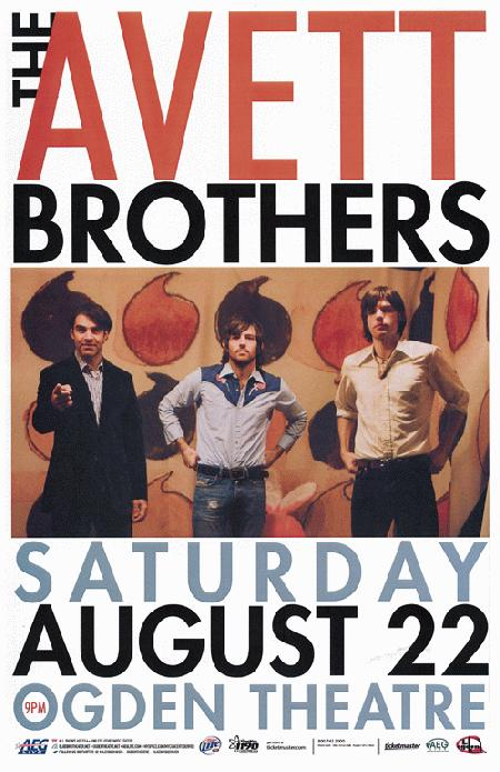 The Avett Brothers Tuscaloosa Tickets