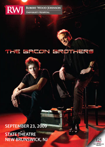 Concert The Bacon Brothers