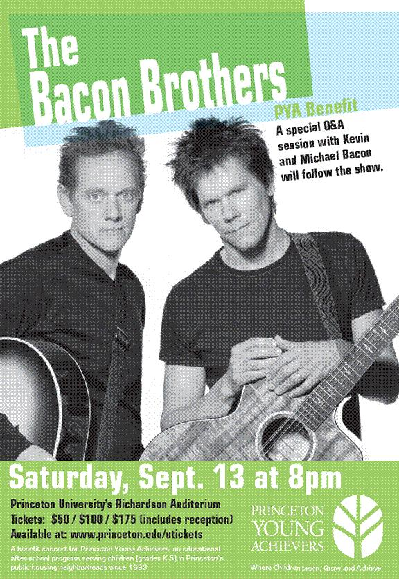 Show The Bacon Brothers Tickets