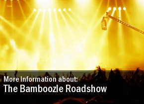 The Bamboozle Roadshow Six Flags Over Georgia Tickets