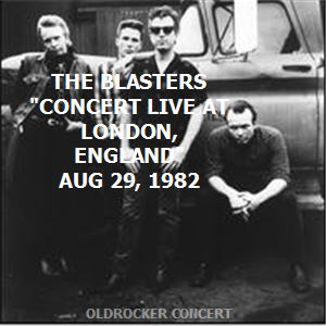 The Blasters Tickets Altar Bar