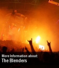 The Blenders Des Moines Tickets