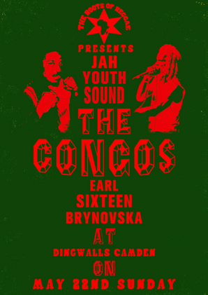 The Congos Tour