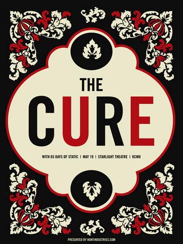 Dates The Cure Tour 2011