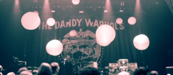 2011 The Dandy Warhols Tour Dates