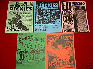 Show 2011 The Dickies