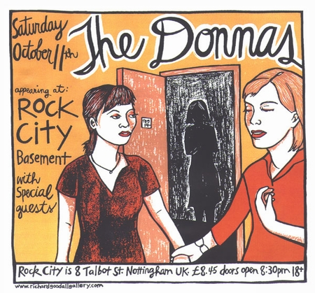 The Donnas 2011