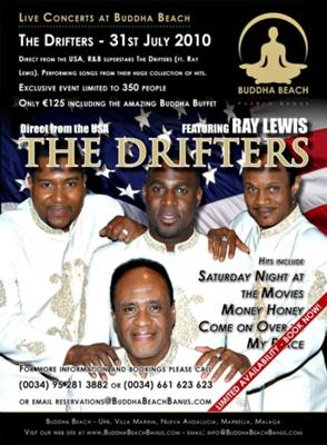 The Drifters Binghamton Tickets