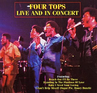 Dates 2011 The Four Tops Tour