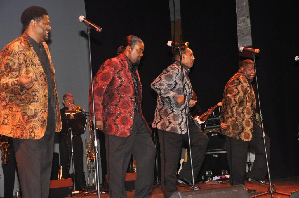 Dates The Four Tops Tour 2011