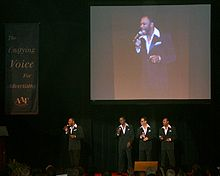 The Four Tops 2011