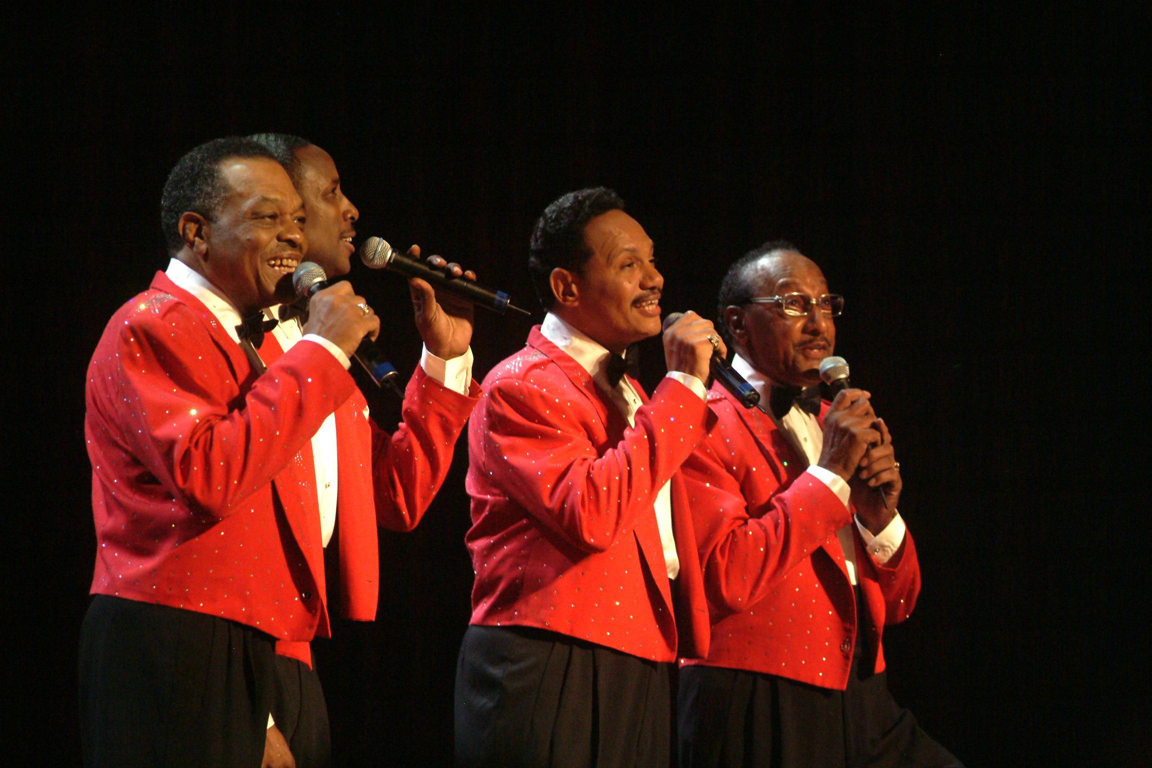 The Four Tops Dates 2011 Tour