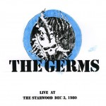 The Germs Tickets Show
