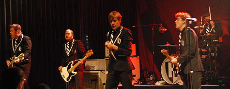 The Hives New York Tickets