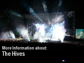 The Hives Concert