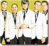 Tour 2011 Dates The Hives