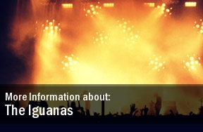 The Iguanas 2011 Dates Tour