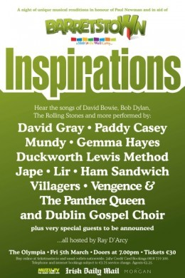 Tickets The Inspirations Show