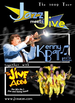 The Jive Aces 2011 Dates