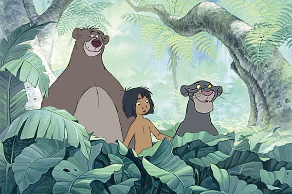 The Jungle Book Tickets Taft Theatre