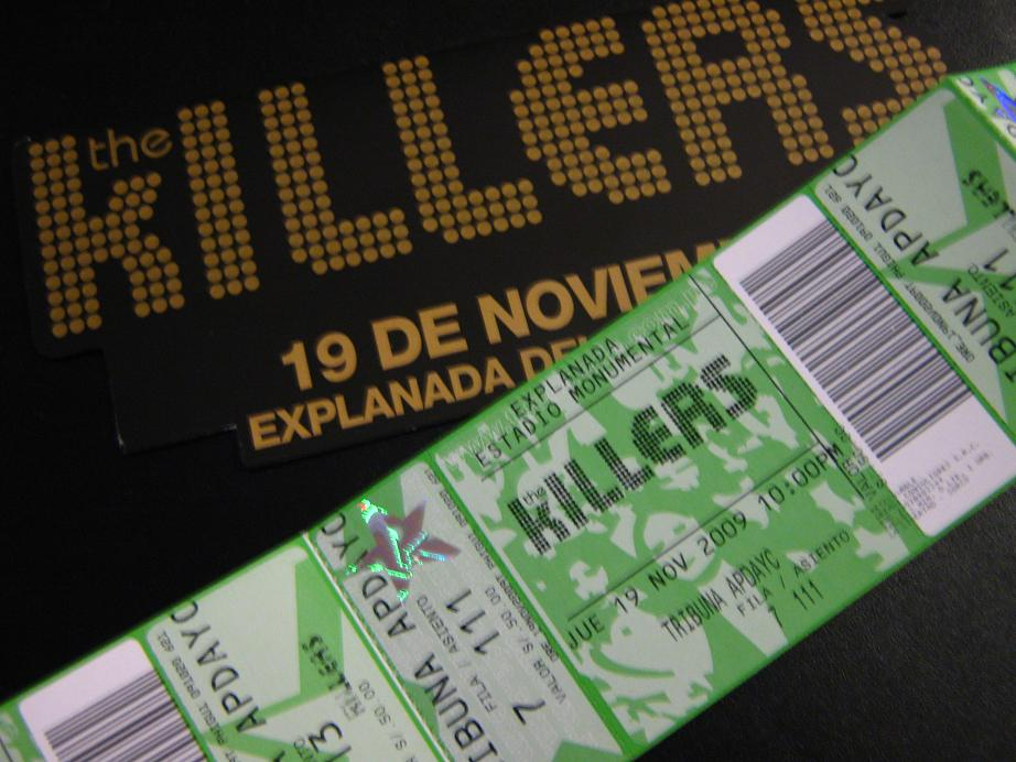 2011 The Killers