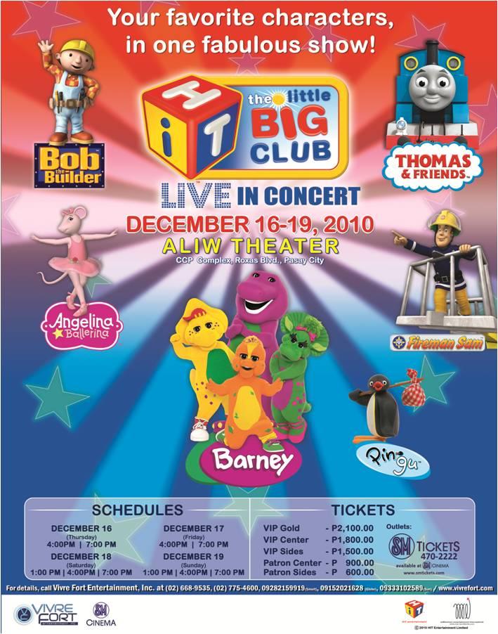 The little big club tickets 2017 the little big club - The little club ...