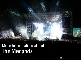 The Macpodz Ann Arbor Tickets