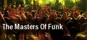 The Masters Of Funk 2011 Dates
