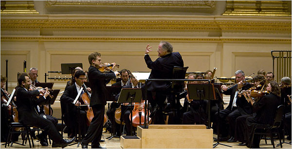 2011 The Met Orchestra Dates