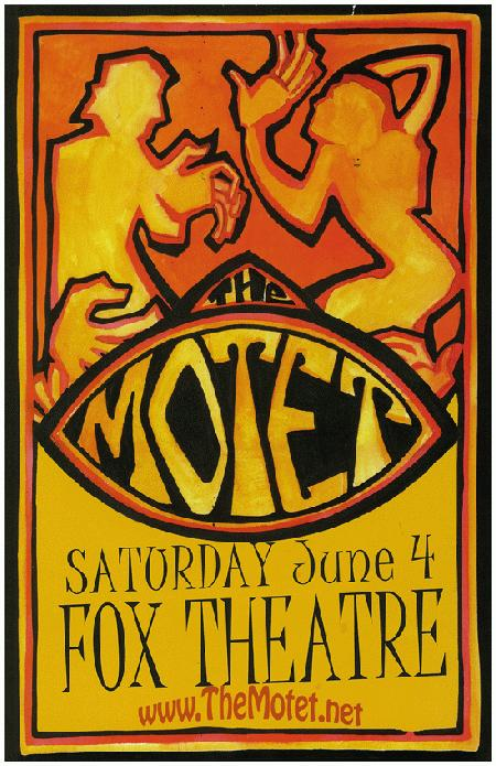 The Motet Tickets Ogden Theatre
