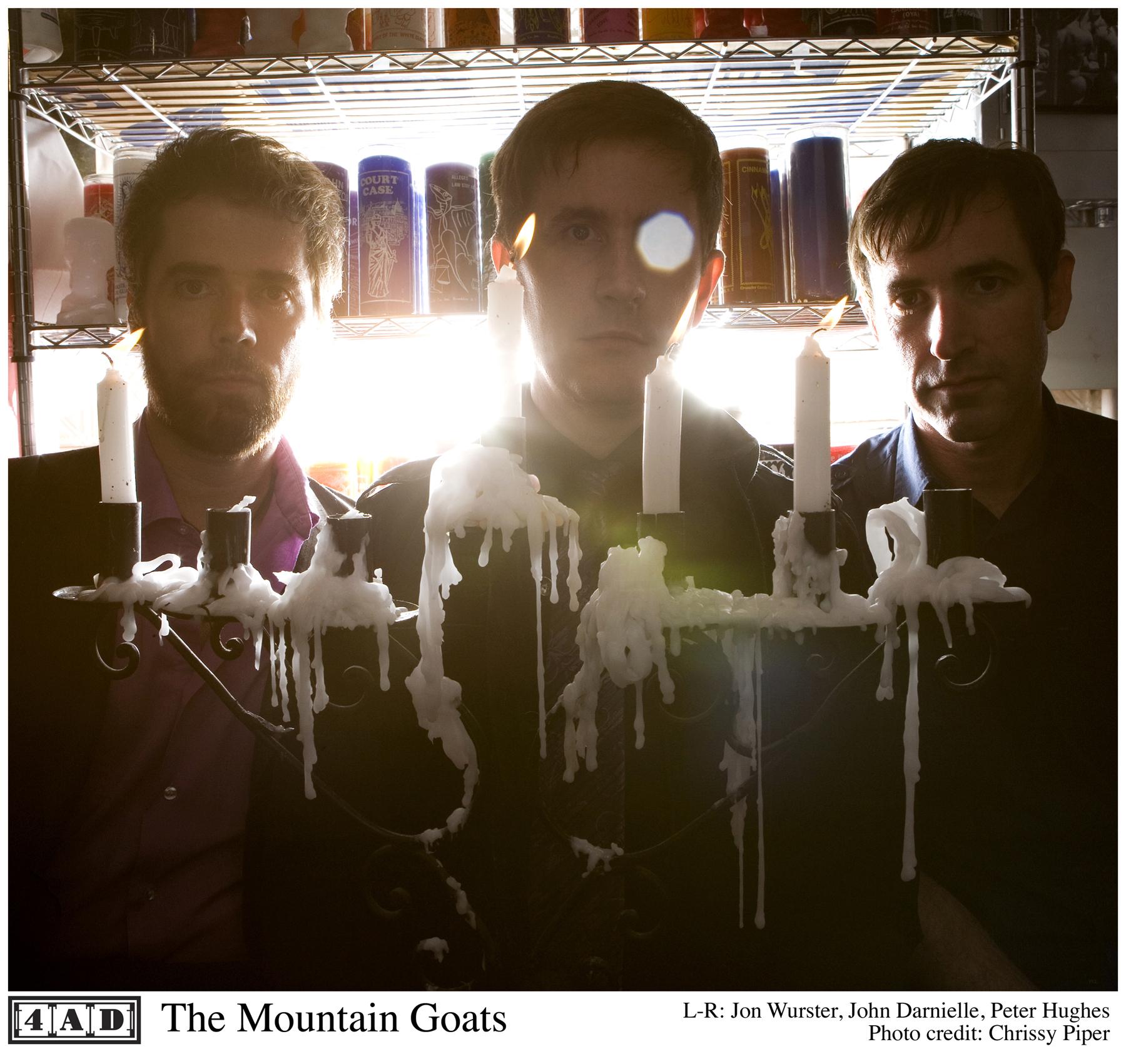 The Mountain Goats San Francisco Tickets