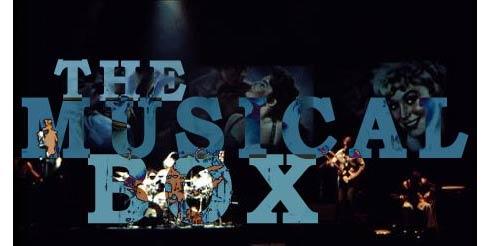 The Musical Box Montreal QC