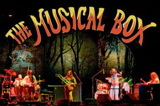 Tickets Show The Musical Box