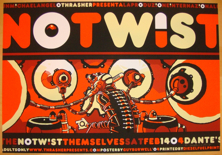 2011 The Notwist