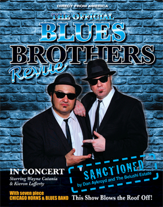 The Official Blues Brothers Revue Mccallum Theatre