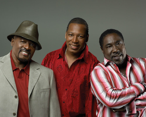 2011 Dates The Ojays