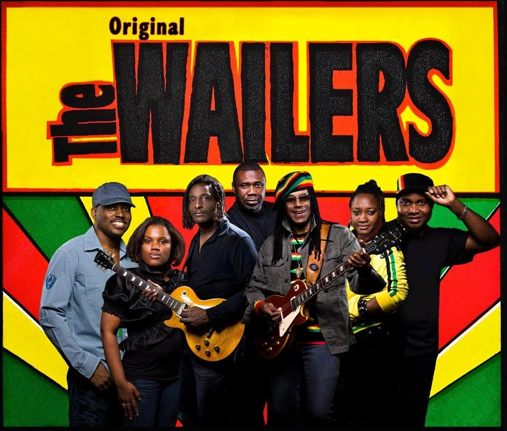 Show The Original Wailers Tickets