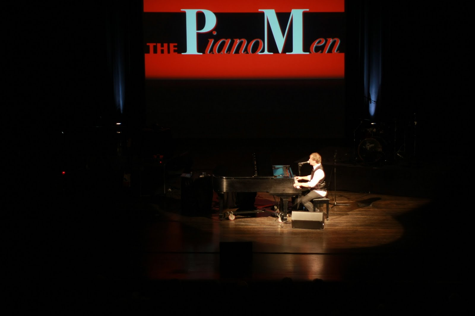 Tickets Show The Piano Men Ii