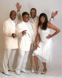 The Platters Branson Tickets