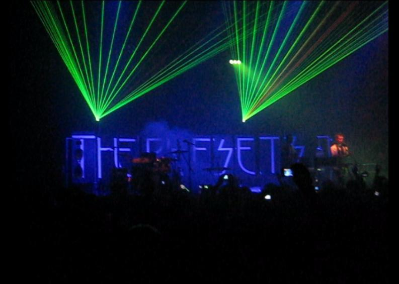 The Presets Bluebird Theater
