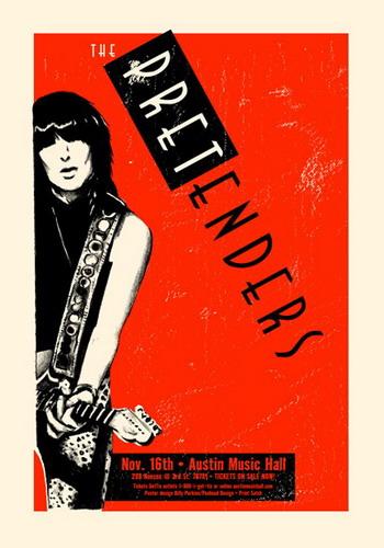 The Pretenders Dates 2011