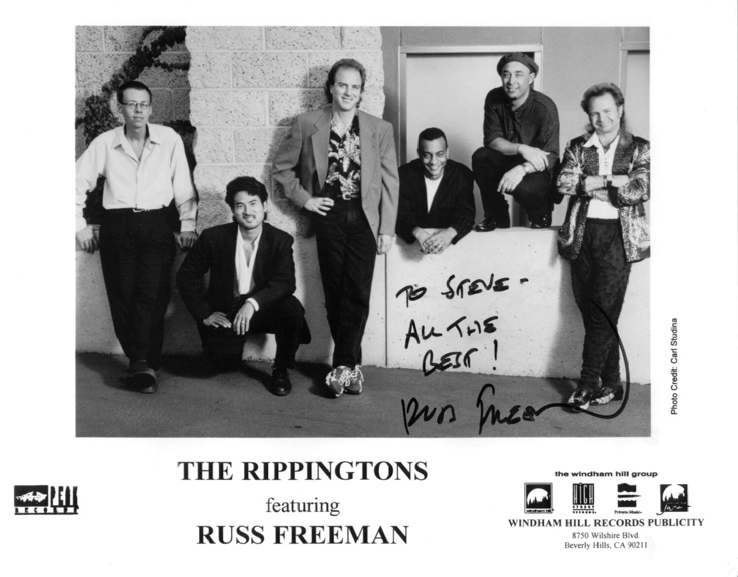 The Rippingtons Clearwater Tickets 2017 The Rippingtons