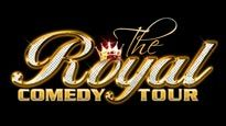 Dates 2011 The Royal Comedy Tour