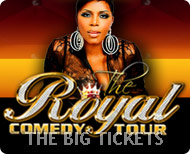 The Royal Comedy Tour Atlanta Civic Center