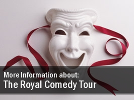 The Royal Comedy Tour Baltimore