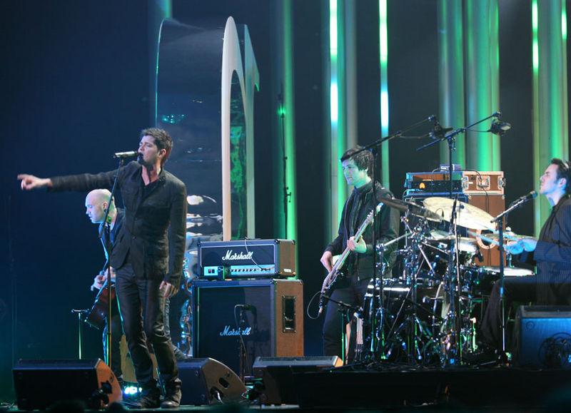 The Script Concert