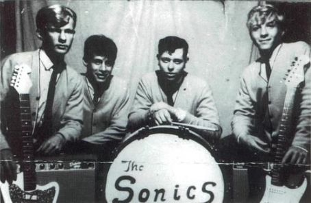 The Sonics Paradiso Tickets
