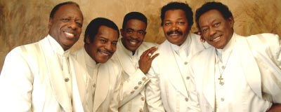 The Spinners 2011 Show